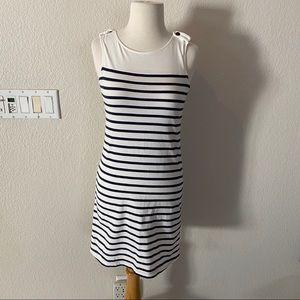 Junior Gaultier Girls Striped Dress